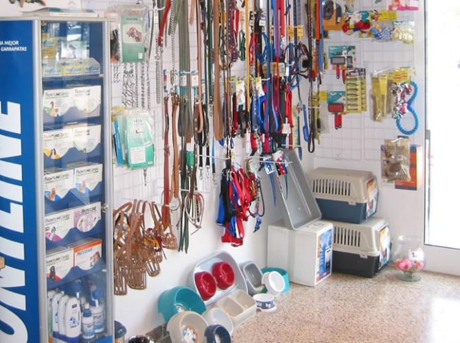 tienda clínica
